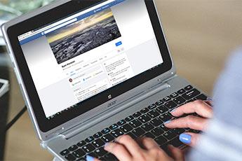 facebooksider for borgere i Hornslet