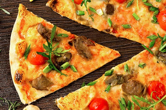 Pizzeria i Hornslet